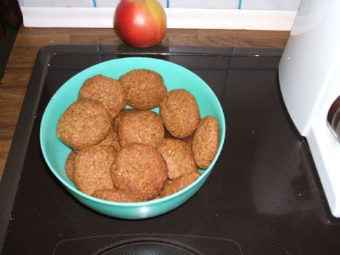Almond Cookies, Gluten Free and Grain Free