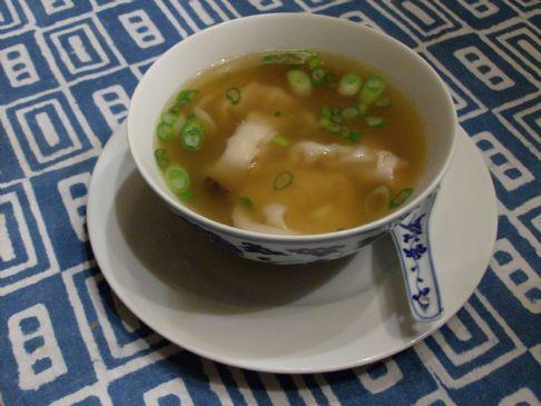 Happy Won Ton Soup