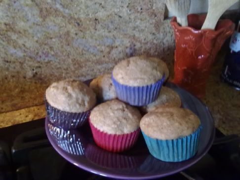 Easy Muffin Mix and Muffins