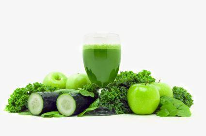 Live green juice