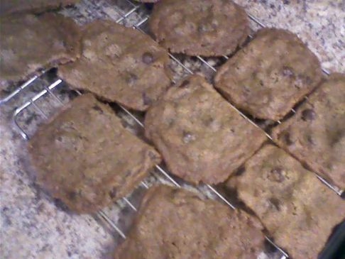 Vegan/Organic Chocolate Chip Cookies