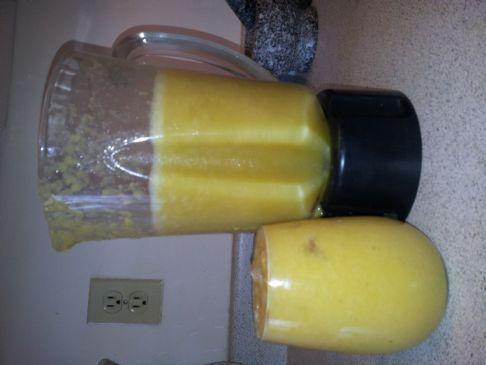 Tropical Fruit Juice Puree.