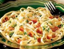 Low Carb Chicken Carbonara