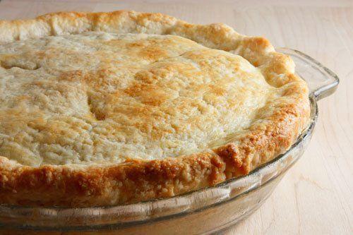 Chicken Pot Pie with Butternut Squash