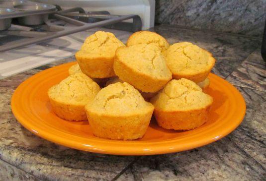 Pamela's Gluten Free Corn Muffins