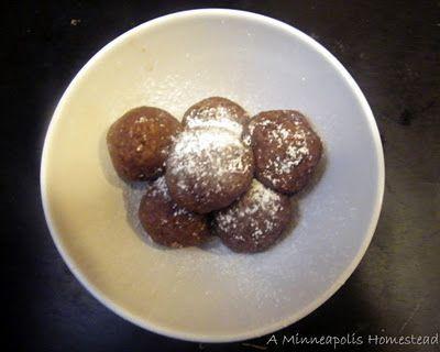 No Bake Chocolate Chip Cookies (Vegan and Flourless)