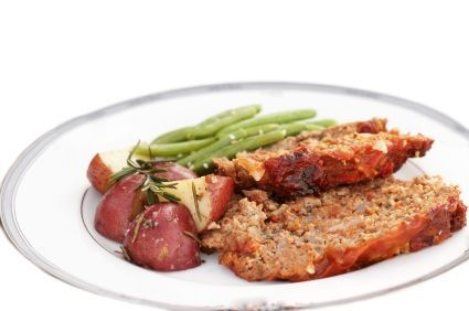 Chia Meatloaf