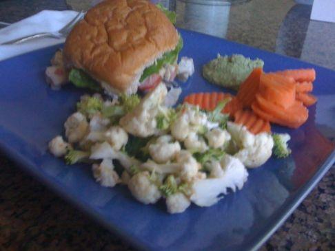 Southwest Chicken Salad Sandwiches