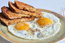 Eggs with Toast