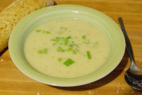 Potato-and-Leek Soup/Potage Parmentier