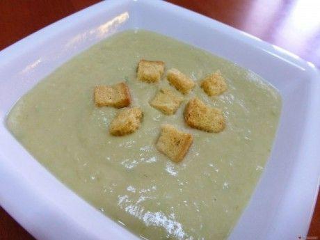 Velvet chickpeas stew