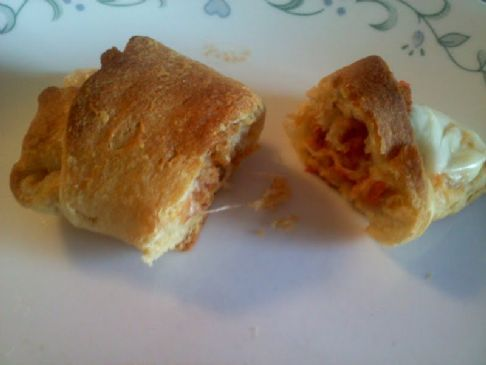 Morningstar Chicken and Mozzarella Crescent Bites