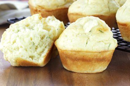 Cheddar Herb Buttermilk Biscuits