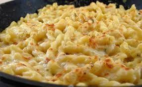 Butternut Squash mac `n Cheese