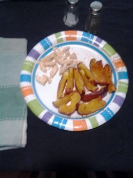 Cinnamon Apples HCG Diet Friendly