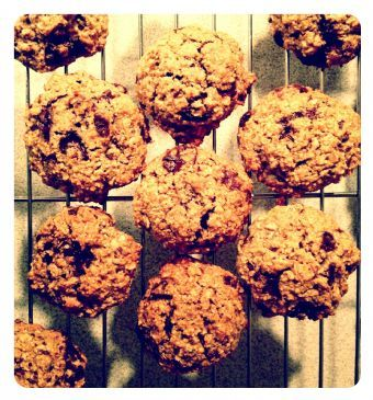Wheat-Free Health Cookies (delicious!)