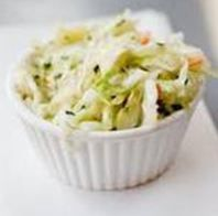 healthy cole slaw