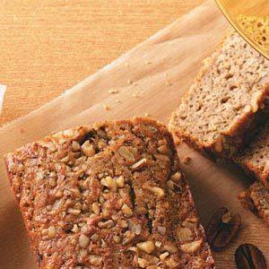 Gluten Free/Sugar Free Banana Bread