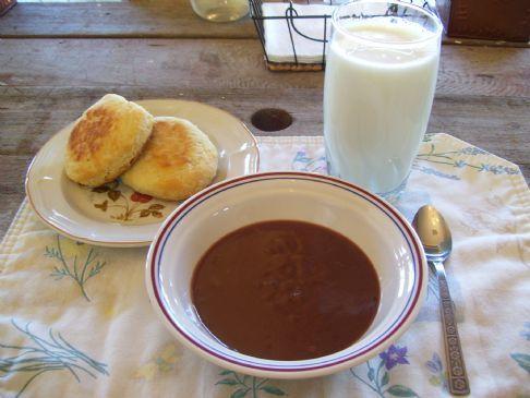 Chocolate Gravy