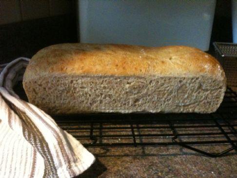 Low Calorie Whole Wheat Bread