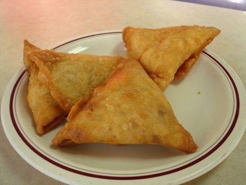 Tofu Samosas
