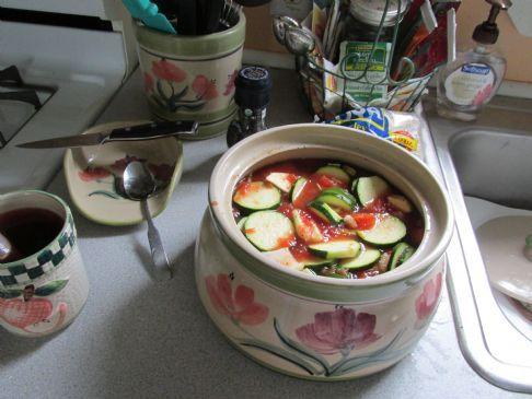 Baked Vegetarian Stew