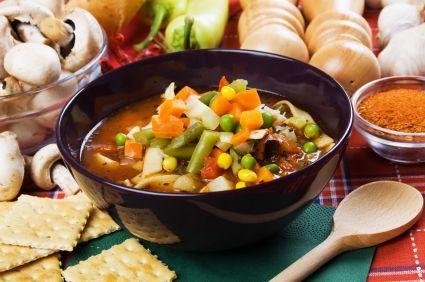 Kitchen Basics: Vegetable Stock Recipe | SparkRecipes