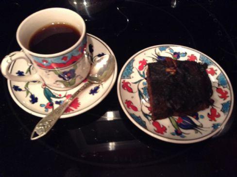 Mom's Chocolate Cookie Sheet
