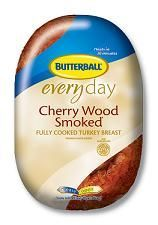 Cherrywood Smoked Fully Cooked Turkey Breast