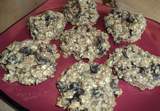 Super Cookies! (Vegan, Gluten-free)