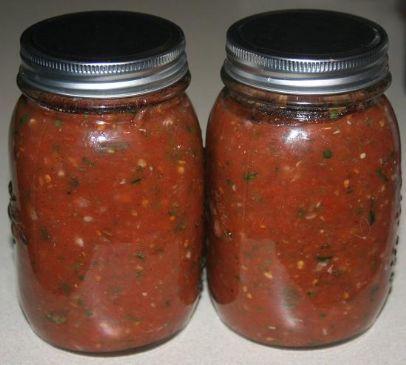 Melissa's Tasty Homemade Salsa