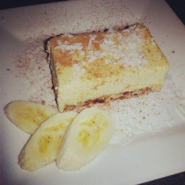 McKenzie's Banana Isomorph Protein Cheesecake