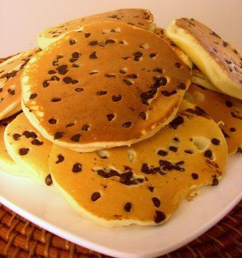 Chocolate Chip Pancake