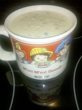 Corn Chowder Soup, Little Granddaddy's (1 serving is 2 cups)