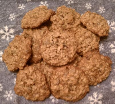 Choc-Oat-Chip Cookies