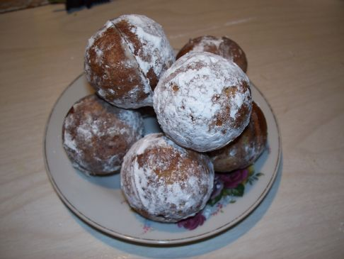 MAKEOVER: Faux (Baked) Healthy Donuts (by WEBLIZARD)