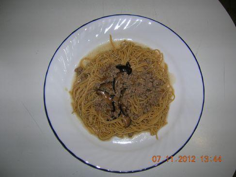 Daisy's Oriental Spaghetti Sauce