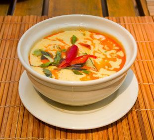 Barb's Red Curry with Chicken and Vegetables