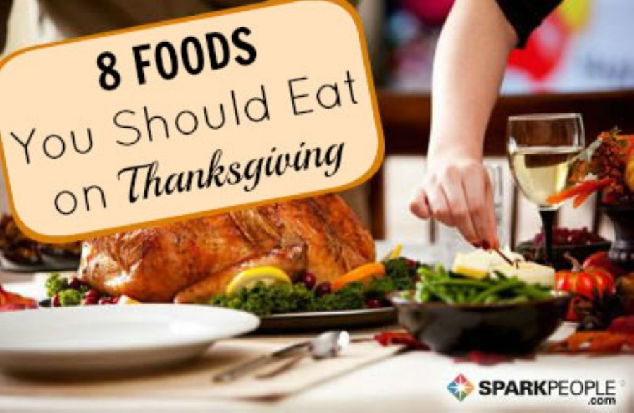 Fill Your Plate With These Thanksgiving Foods Slideshow