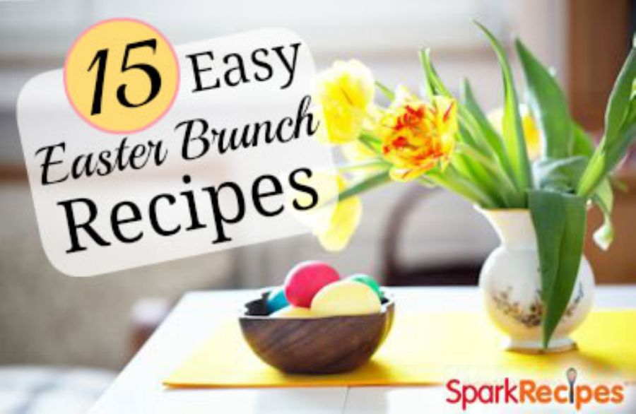 quick and easy easter brunch ideas slideshow sparkpeople