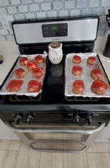 Turkey Meatloaf with Oats Walnuts & Veggies