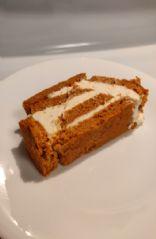Pumpkin Roll (Keto) (by PSYCHOPENGUINX)