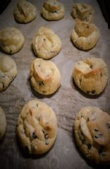 Cloud bread chocolate chip cookies