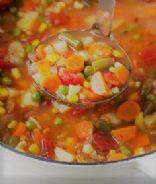12 Veggie Vegetarian Soup