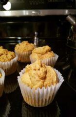 Low calorie vegan pumpkin muffins