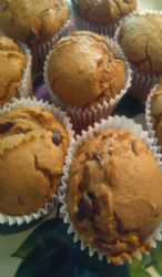 Ashley's Pumpkin Spice Muffins