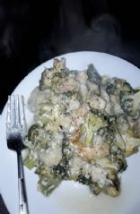 Easy Chicken,  Pasta,  Broccoli Bake