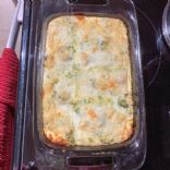 Egg and Veggie Casserole
