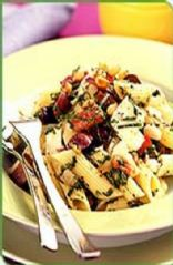 WW greek penne pasta