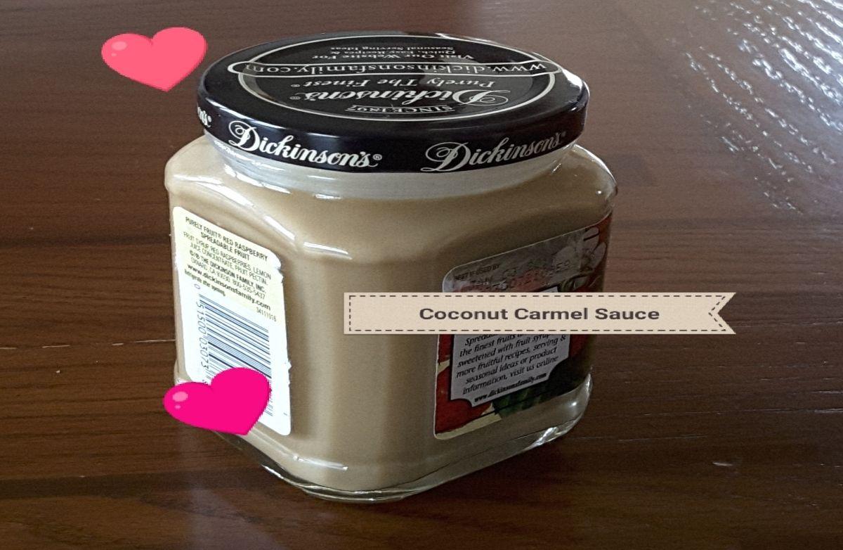PARISGRL7's Skinny Carmel Sauce